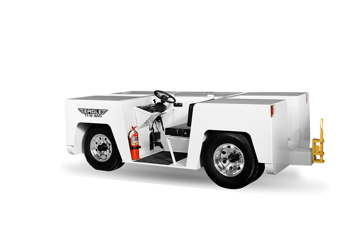 aircraft tow tractors - eagle TT Series
