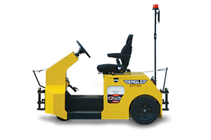 electric tow tugs - industrial tow tractor - Eagle STT