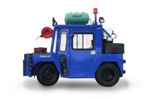 Transit Pro TT-8 Tractor Aircraft Tug by Eagle Tugs
