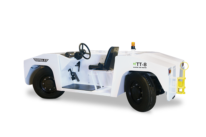 ETT-8 Tug Electric Aircraft Tug