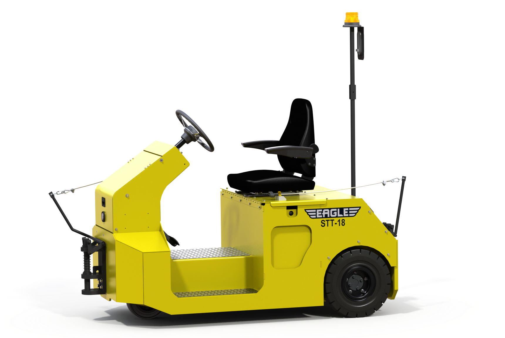 STT-18 Industrial Tug Tow Tractor