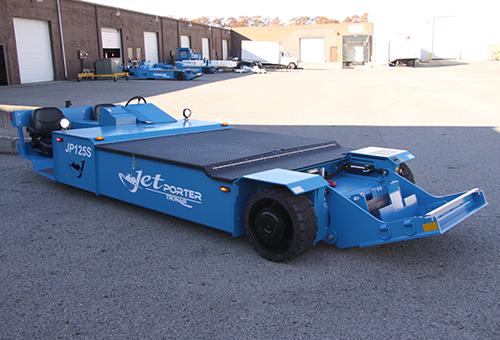 JP125S Towbarless Tugs