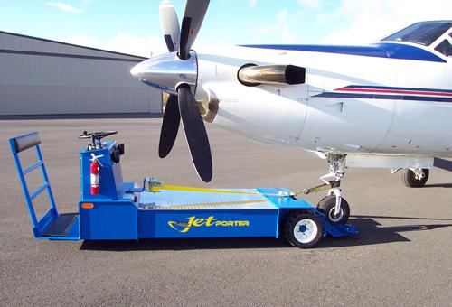 Jet Porter JP30 & JP30L Towbarless Tug