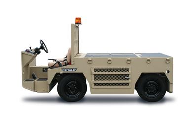 USATS Military Tow Tractors - Aircraft Tugs